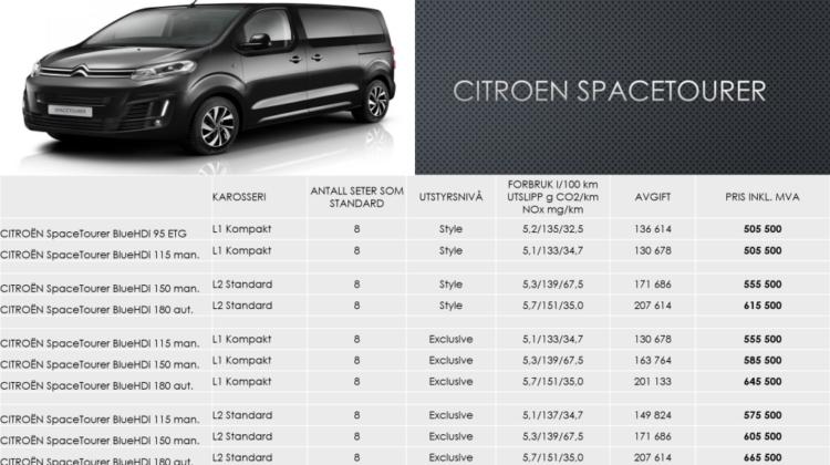 Citroën-Spacetourer