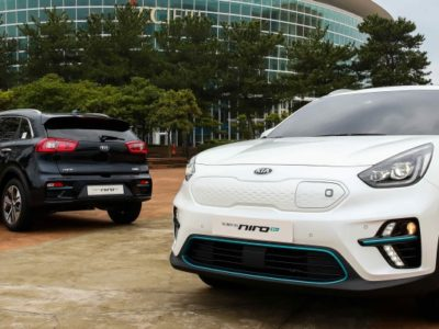 Vi har startet nedtellingen for KIA Niro Electric