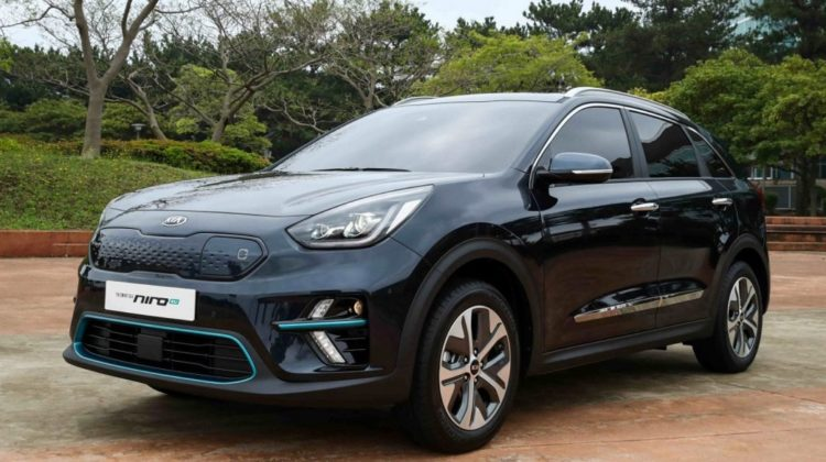 KIA Niro Electric i rute til november