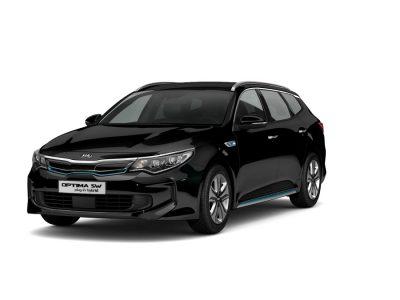 KIA Optima Plug-in Hybrid – en flott firma- og familiebil